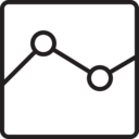 chart line icon