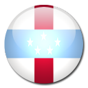 flag, country, netherlands, antilles icon