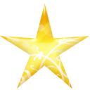 Gold, Star icon