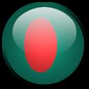 country, flag, bangladesh icon
