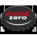 Coca, Cola, Zero icon