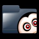 folder,dracula icon