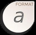 format text italic icon