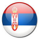flag, serbia, country icon