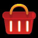 shopping basket, e commerce, shoppingbasket icon