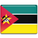 mozambique,flag,country icon