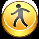 Shared badge icon