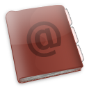 Applications Adressbook icon