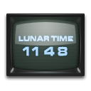 commstation,screen,time icon
