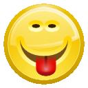 face, tongue icon