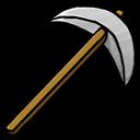 Iron, Pickaxe icon