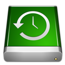 Drive, Time icon
