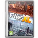 Cities, Xl icon