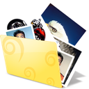 Folder, , Pictures icon