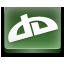 Deviantart, Social icon