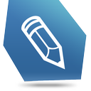 pencil, writing, social, livejournal, social media, write icon