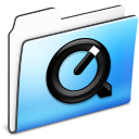 quicktime,folder,smooth icon