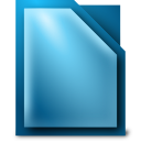 writer, libreoffice icon