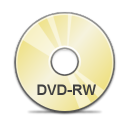 duplicate, dvd, copy, rw, disc icon