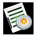 Configuration, Settings icon