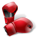 Box, Boxing, Gloves, Sport, Sports icon