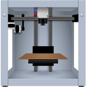 3d, stamp, imprint, print, press, list, type, printing, run, makerbot, machine, seal, impress icon