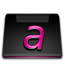 font,folder icon