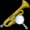 Trumpet, Zoom icon