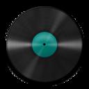 Vinyl Turquoise 512 icon