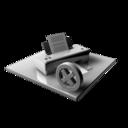 Printer Delete Blocked icon