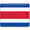 rica, country, costa, flag icon