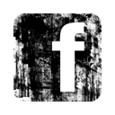 logo, facebook, circle, cute, square, grunge icon