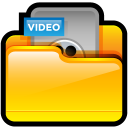 video, my video icon