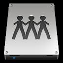 Drive, Fileserver icon