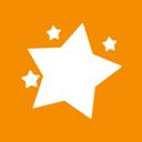 Christmas, , Stars icon