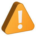warning, alert, error, exclamation, wrong icon