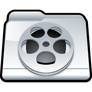 video, my video, folder icon