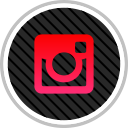 instagram, social, online, media icon