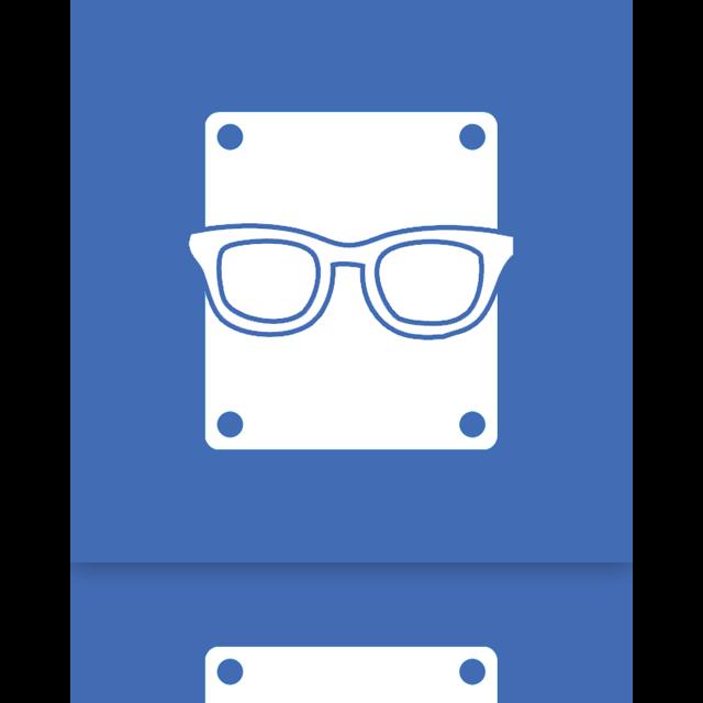 mirror, speccy icon