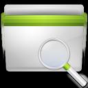 search, seek, find, folder icon
