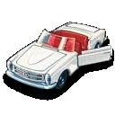 car, mercedes, sl icon