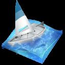Px, Sailing icon