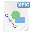 Mimetypes xfig icon