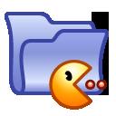folder,game,gaming icon