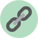 seo, link, chain icon