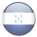 honduras,flag,country icon