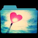 Folder Heart icon