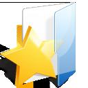 folder, favorite icon