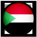sudan, flag, of icon