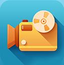 movie, video, camera icon